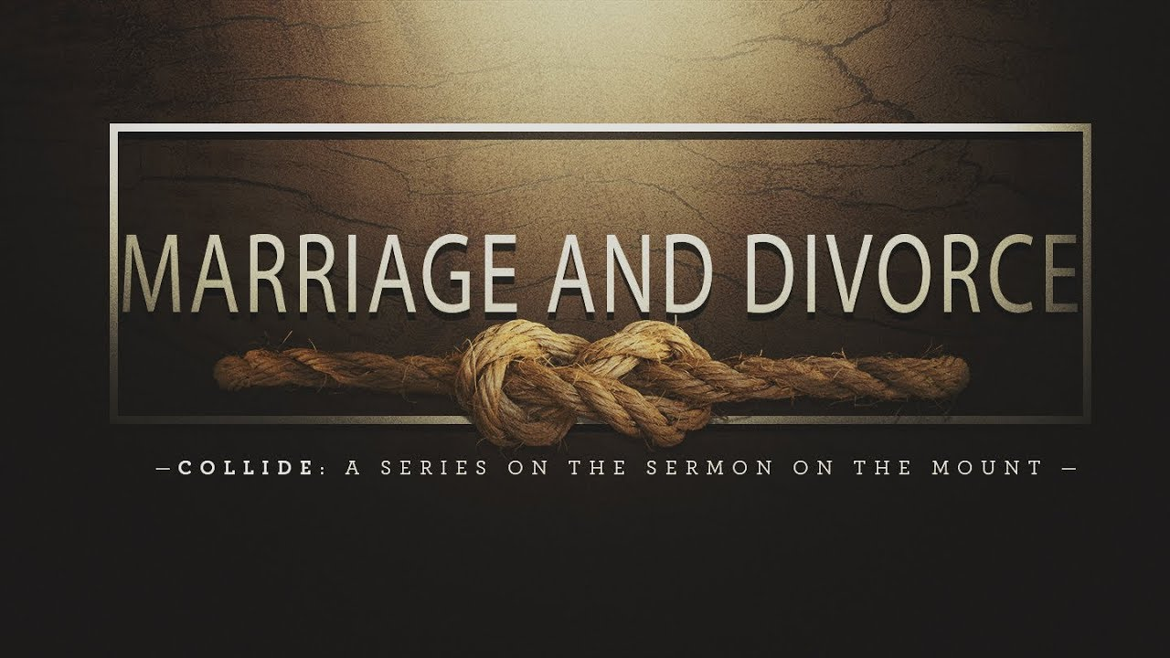COLLIDE: Marriage and Divorce